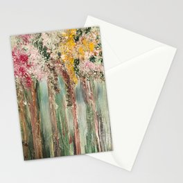 Woods in Spring Stationery Cards