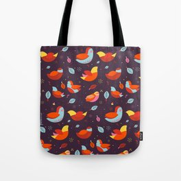 Pajaritos Tote Bag