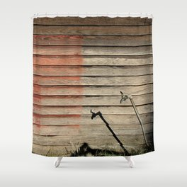 On Tap Shower Curtain