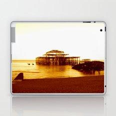 brighton west pier (07) Laptop & iPad Skin