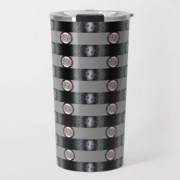 Chequered Chess. Travel Mug