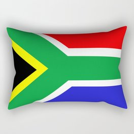 Flag of South Africa Rectangular Pillow