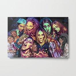 Spooky Halloween I Metal Print