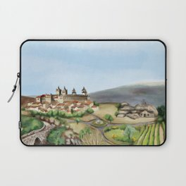 Viseu landscape Laptop Sleeve