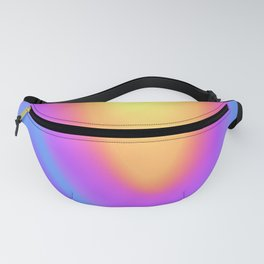 Holo wave Fanny Pack