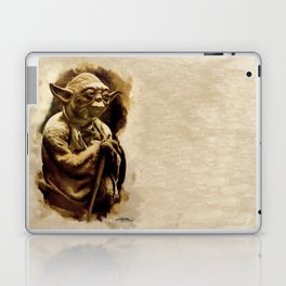 Grand Master Yoda Laptop & iPad Skin