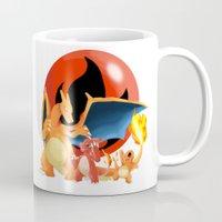 Spit Fires Mug