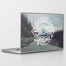 Adventure of a lifetime Laptop & iPad Skin