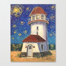 Brigantine Beacon Canvas Print