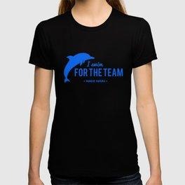 FOR THE TEAM - Nanase Haruka T-shirt