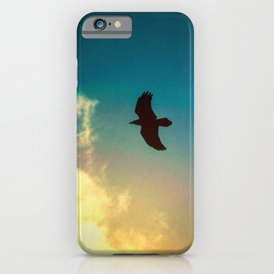 Raven Flight iPhone & iPod Case