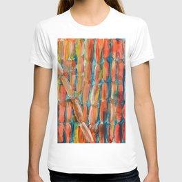 Coral Night of Sugarcane T-shirt