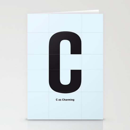 some character 003 Stationery Cards