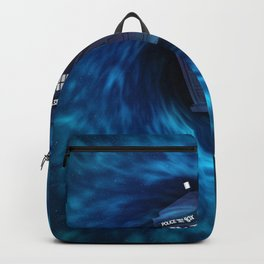 """TARDIS """"Dr. WHO"""" Backpack"""