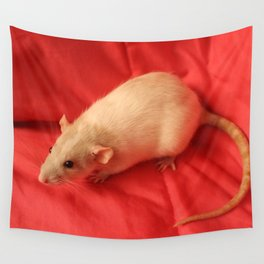 Primrose the Rat Wall Tapestry