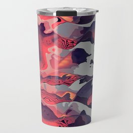 Battle of the Colors Travel Mug