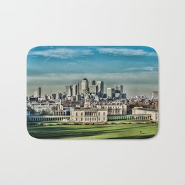 London - Canary wharf Towers Bath Mat