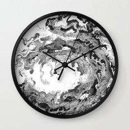 swoop Wall Clock