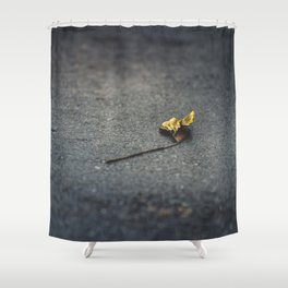 Grow old Shower Curtain