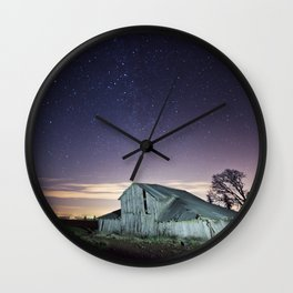 Walking Dead Wall Clock