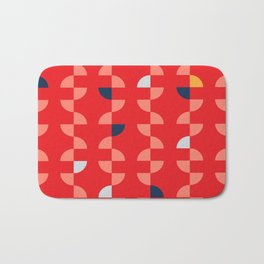 Geometric Pattern #2 Bath Mat