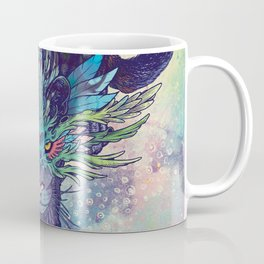 Spectral Cat Coffee Mug