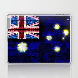 circuit board australia (flag) Laptop & iPad Skin