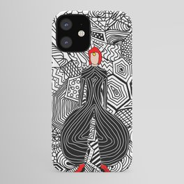 Heroes Fashion 6 iPhone Case