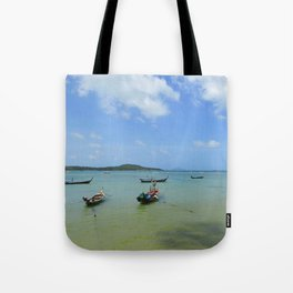 Phuket seascape Tote Bag
