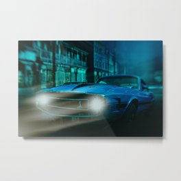 Shelby G.T. 350 Metal Print