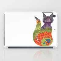 alice in wonderland iPad Cases featuring Wonderland by Heather Searles