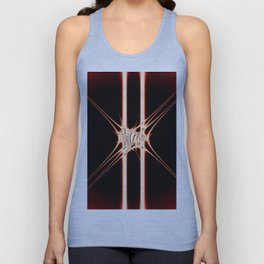two Star R Unisex Tank Top