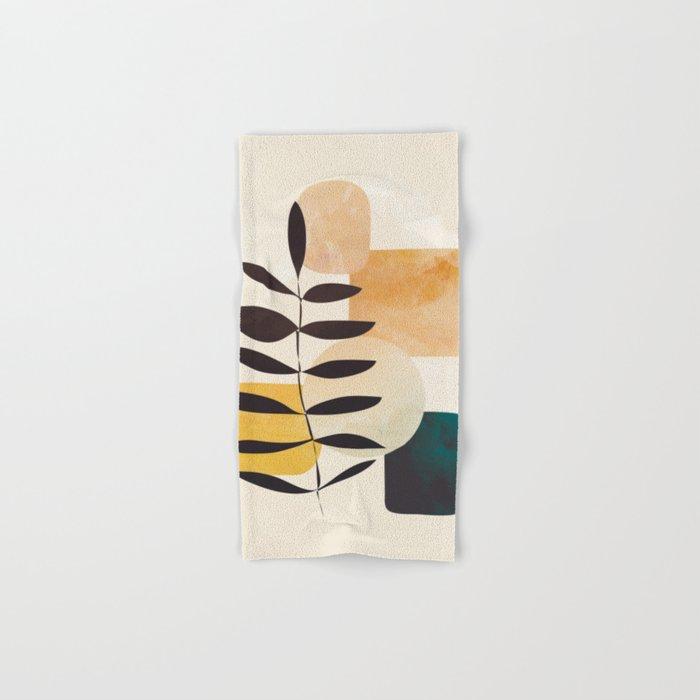 Abstract Elements 20 Hand & Bath Towel