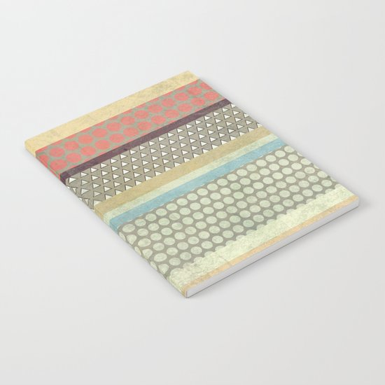 Patternwork IX Notebook