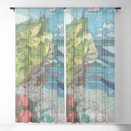 Uluwatu Sheer Curtain