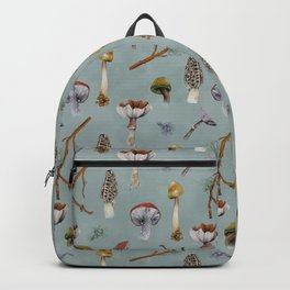 Mushroom Forest Party Backpack