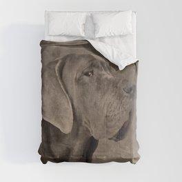 Great Dane  -Deutsche Dogge Comforters