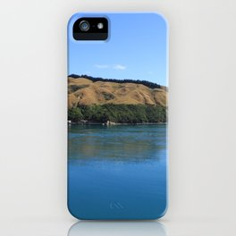 Marlborough Sounds iPhone Case