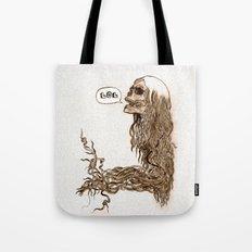 Laughing Skull Tote Bag