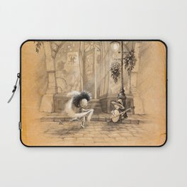 Time for a Dance Laptop Sleeve