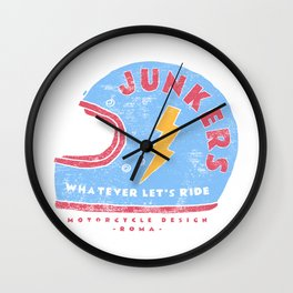 stemma04 Wall Clock