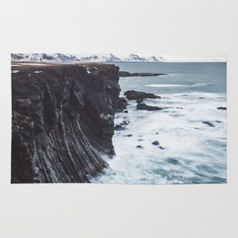The Edge - Landscape and Nature Photography Rug