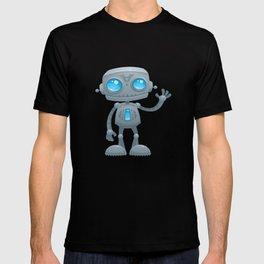 Waving Robot T-shirt