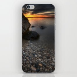 Here Comes the Sun iPhone Skin