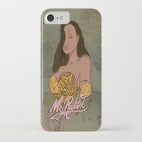 "lebron iPhone & iPod Cases featuring ""Ms. Rabbit""  by SaintCastro"