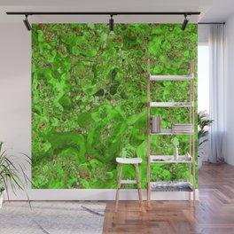 Marble Emerald Green Wall Mural