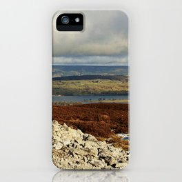 Carrowkeel Megalithic Tomb iPhone Case