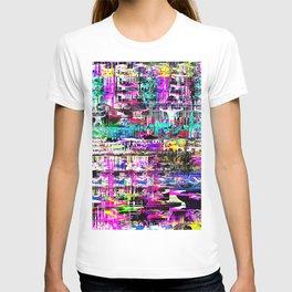 X Claim Nation:Corruption!  T-shirt