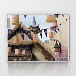 Tangled Tower Laptop & iPad Skin