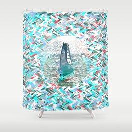 Surfin Shower Curtain